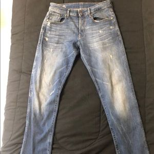 G-Star 330 Straight Leg Jeans
